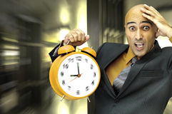 I'ts time!!! Stock Photos