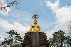 I tum di plu di tum di Wat kien Fotografia Stock Libera da Diritti