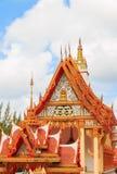 I tum di plu di tum di Wat kien Fotografie Stock Libere da Diritti