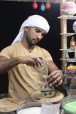 I UAE Fotografie Stock
