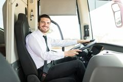 I`ve Been Doing This Driving Thing For Years royalty free stock photos