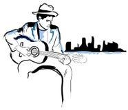 Free I Ve Got The Blues Stock Photography - 7849112