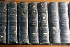 I vecchi archivi Nationales (archivi nazionali) della Francia a Parigi Fotografia Stock Libera da Diritti