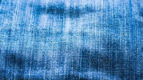I vecchi jeans Immagine Stock