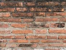 I vecchi precedenti del muro di mattoni immagine stock libera da diritti