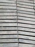 I vecchi precedenti di legno di via fotografia stock