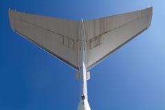 I velivoli dell'assemblea di coda Fotografie Stock Libere da Diritti