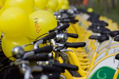 I'Velo Bike Day Stock Photography