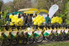 I'Velo Bike Day Royalty Free Stock Images