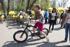 I'Velo Bike Day Royalty Free Stock Photos