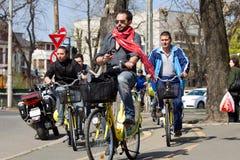 I'Velo Bike Day Stock Images