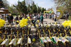 I'Velo Bike Day Royalty Free Stock Image