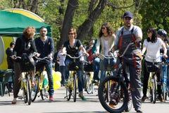 I'Velo Bike Day Royalty Free Stock Photo