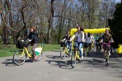I'Velo Bike Day Stock Image