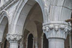 I Venedig Fotografering för Bildbyråer