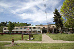 I veterani si dirigono della California in Yountville, Napa Valley Fotografia Stock