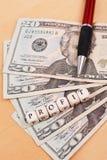 I vostri profitti di affari immagini stock libere da diritti