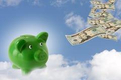 I vostri sogni finanziari Fotografie Stock Libere da Diritti