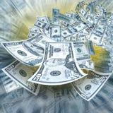I vostri soldi Fotografia Stock Libera da Diritti