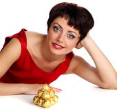I want chocolate Royalty Free Stock Images