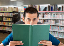 I want more knowledge Stock Photo