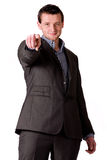 I want you Stock Image