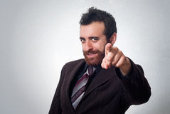 I want you Royalty Free Stock Image