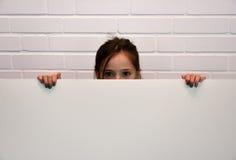 I am watching you Stock Photos