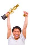 I win Stock Photo