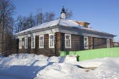 IA House Museum Kuskov researcher Alaska and Northern California Royalty Free Stock Photo