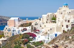 Ia on Santorini. Stock Image