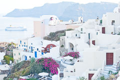 Ia, Santorini, Greece. Stock Image
