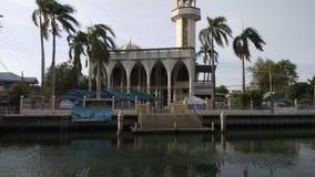 Ia Ti Som meczet w Bangkok, Tajlandia zbiory wideo