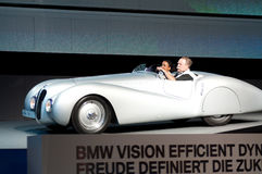 IAA Frankfurt Royalty Free Stock Images