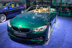 IAA 2015 in Frankfurt, Germany Royalty Free Stock Photo
