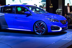 IAA 2015 in Frankfurt, Germany Stock Photos