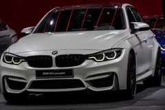 Iaa 2017. Frankfurt am Main autoshow Royalty Free Stock Image