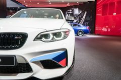 Iaa 2017. Frankfurt am Main autoshow Stock Images