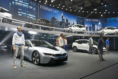 IAA Frankfurt 2013 Stock Photo