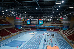 IAAF Championships Stock Photo