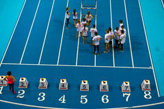 IAAF Championships Royalty Free Stock Photo