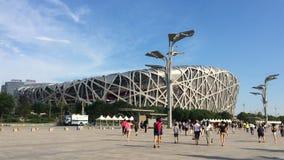 IAAF-världsmästerskap i fågelboet, Peking, Kina Arkivfoto