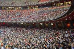 IAAF-wereldkampioenschappen, Peking 2015 Royalty-vrije Stock Fotografie