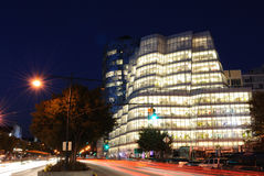 IAC Building Royalty Free Stock Photography