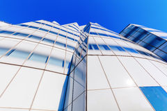 IAC building by architect Frank Gehry in NYC Royalty Free Stock Images