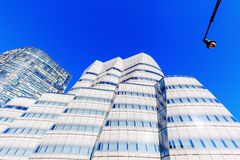 IAC building by architect Frank Gehry in NYC Stock Image
