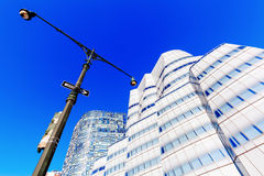 IAC building by architect Frank Gehry in NYC Royalty Free Stock Image