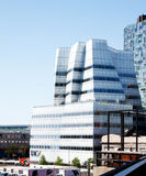 IAC Building for events and business Stock Photography
