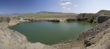 Iacobdeal湖 图库摄影