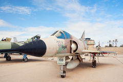 IAF Mirage IIICJ with 13 kill markings Stock Photos